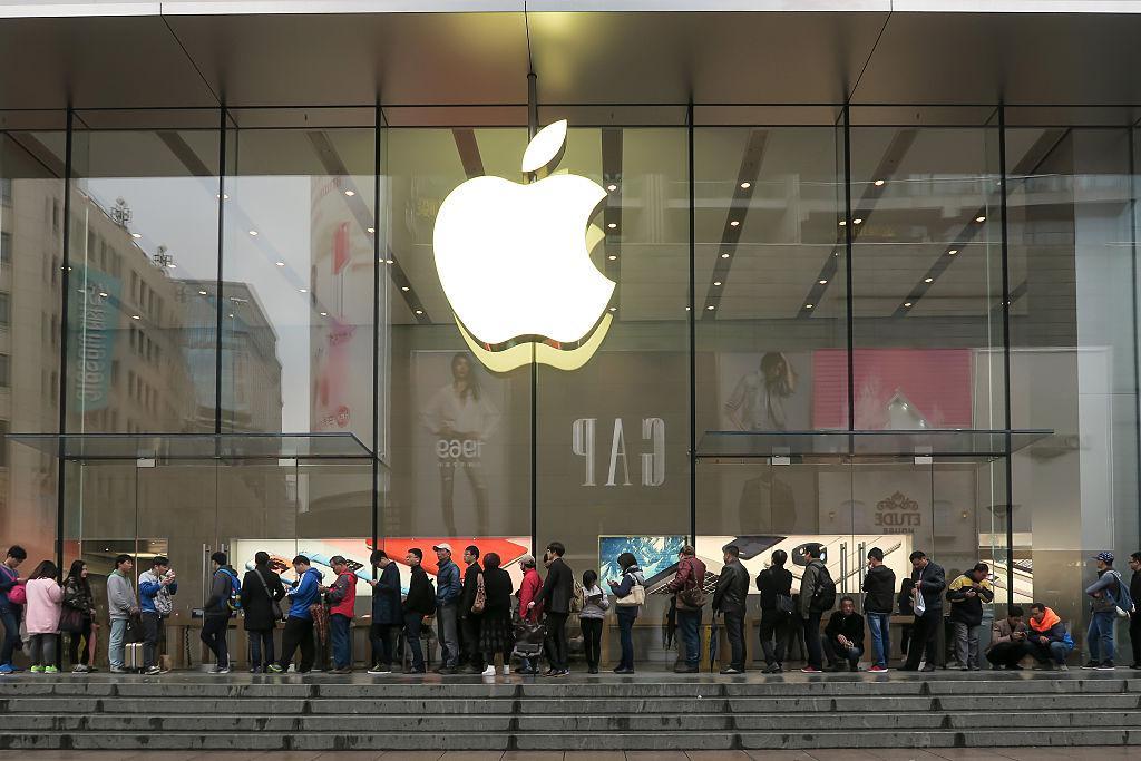 """""""果粉""""分析师:看好苹果在华前景 市值能破1.5万亿美元"""