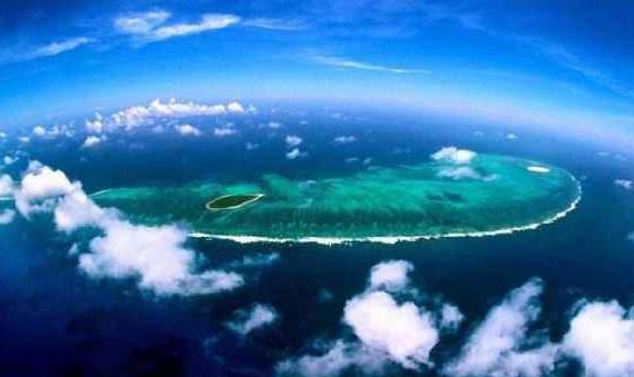 这里是被称为天空之镜的最美海岛,只允许中国人进入,美到落泪!