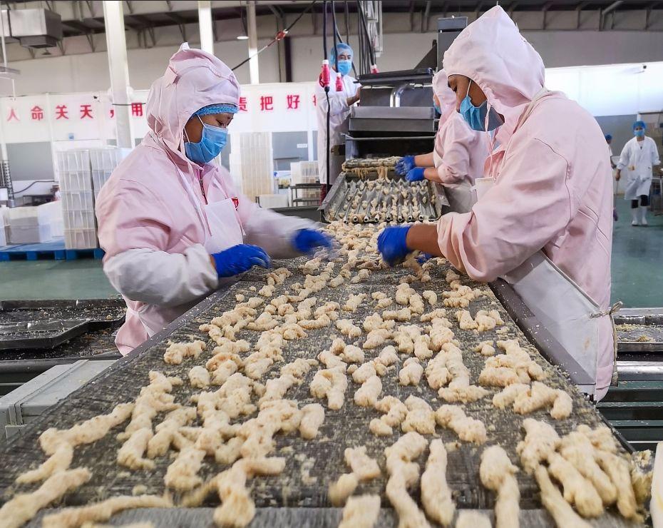 年产10600吨!京籍速冻食品生产企业在曹快速发展