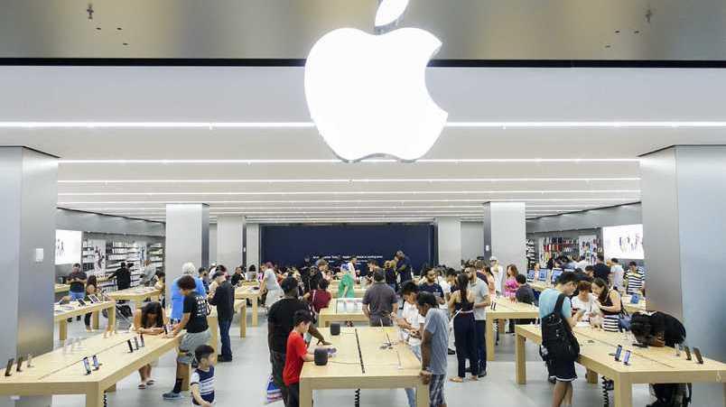 """苹果""""盗刷门中消协出手:该赔偿的就赔偿"""