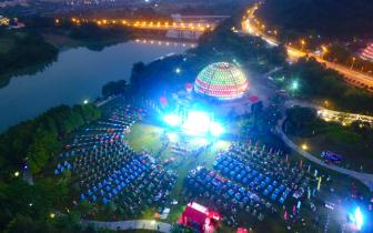 2018全国露营大会—广州从化站浪漫举行
