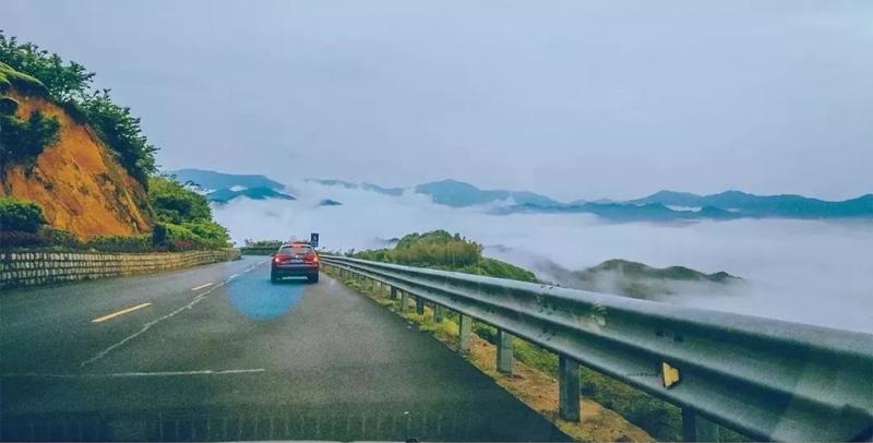 """宁波这地方要火!享有""""浙江最美盘山公路""""之称"""