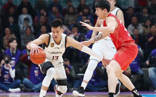 CBA常规赛第1轮:辽宁VS山东