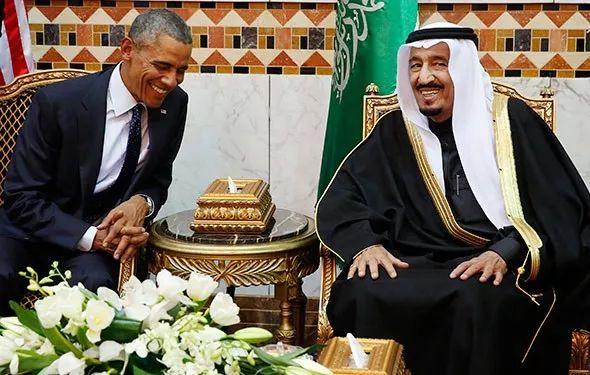各怀鬼胎的盟友:美国与沙特的关系史简述