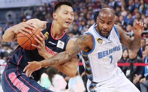 CBA常规赛第1轮:北京VS广东