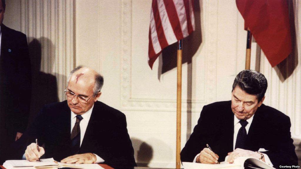 美退出《中导条约》有什么影响?恐引起新一轮冷战