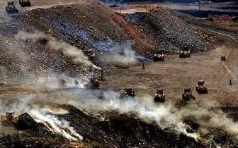 清理无照经营33户查扣不合格散煤1619.98吨