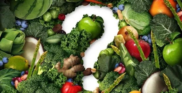 药补不如食补 一张食品营养表告诉你该吃什么