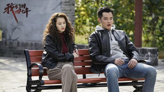 《我们的四十年》发布剧照 金世佳柴碧云致敬时代青春