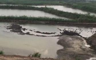 沙钢集团百万吨钢渣污染长江 环保督察组称整改敷衍