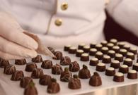 欧洲巧克力节开幕