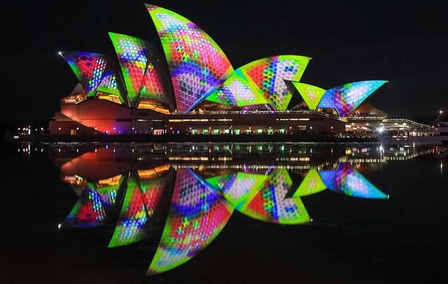 你可能不知道 悉尼歌剧院竟是这样建成的!