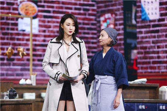 林鹏《我就是演员》获刘嘉玲赞赏 反差演技感染胡玫