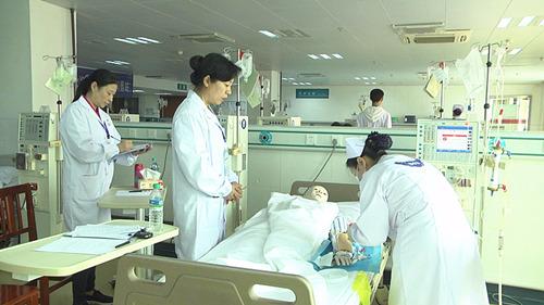2018南昌市血液净化标准操作技能竞赛在南昌市第一医院顺
