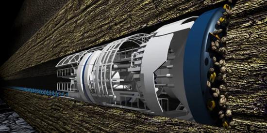 马斯克:首条地下高速隧道即将完工12月正式开放