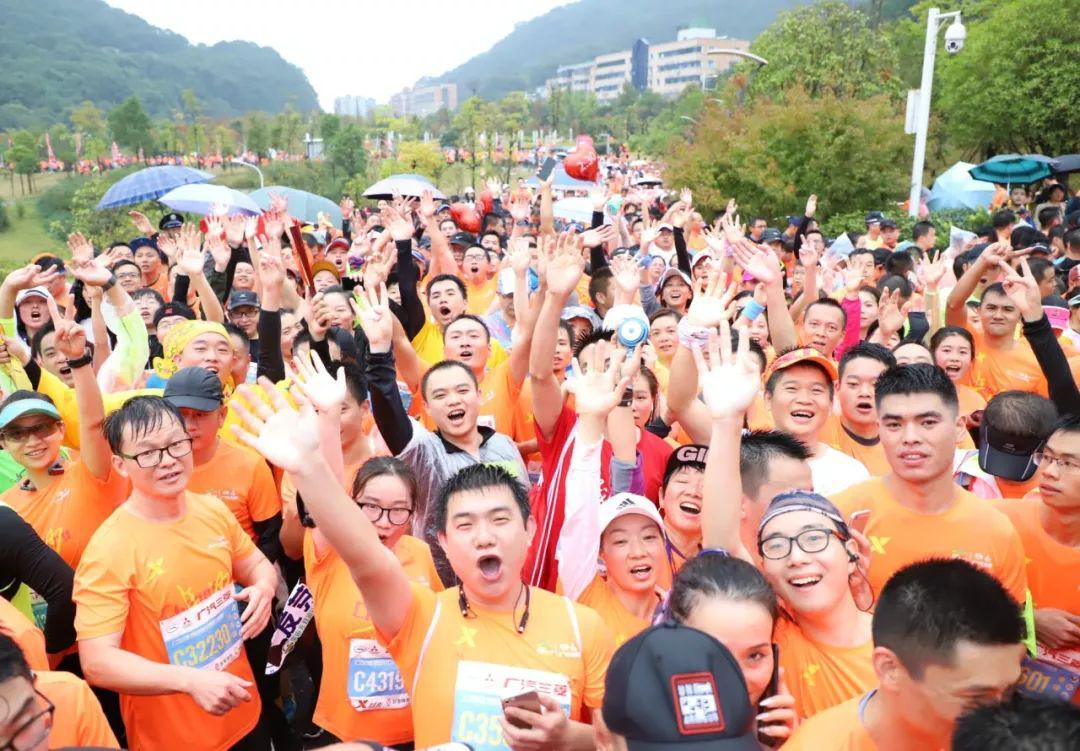 长沙国际马拉松圆满上演中国精神!