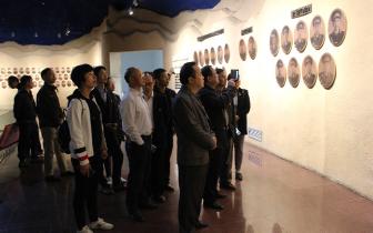 孝南区农业局机关支部赴红安开展红色教育主题活动