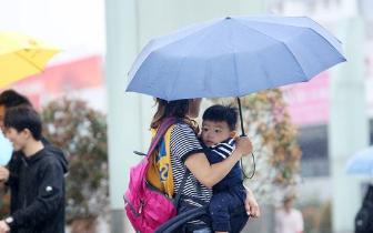 """今日节令""""霜降""""深圳依旧炎热,最低温22℃"""