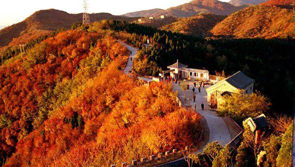 2018北京赏红地图 21处赏红景区各具特色