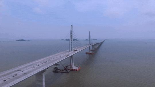 """港珠澳大桥通车了!东莞这波市民已尝""""头啖汤""""!"""