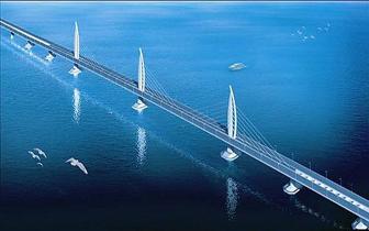 港珠澳大桥正式通车 粤港澳湾区提速