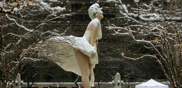 世界最悲催的雕像 花500万建成1年就被拆除