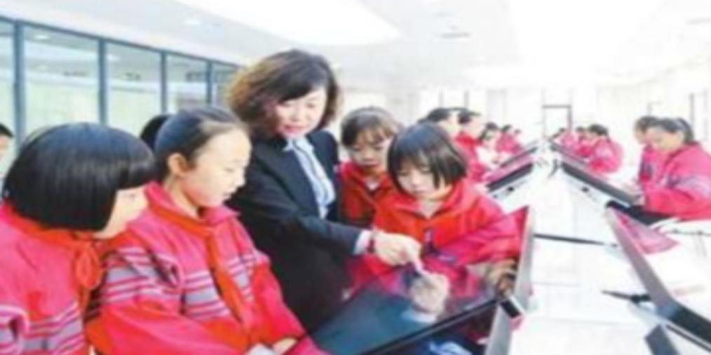 长治上南街小学开展校园读书节活动