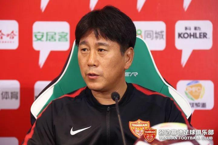 吉媒:延边主帅年底离任 成绩不好只埋怨国内球员