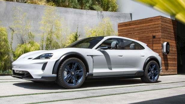保时捷将推第二款电动车型 2025年为总销量一半