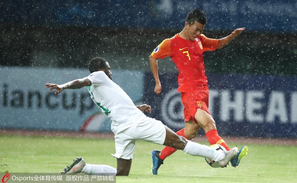 无解谜题!国青为何无法进球 连中国台北都场均1球