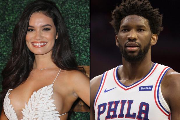 恩比德:找女朋友要做调查 不能穿NBA球员的破鞋