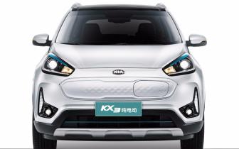 起亚kx3电动车将于10月26日上市,续航里程300公里