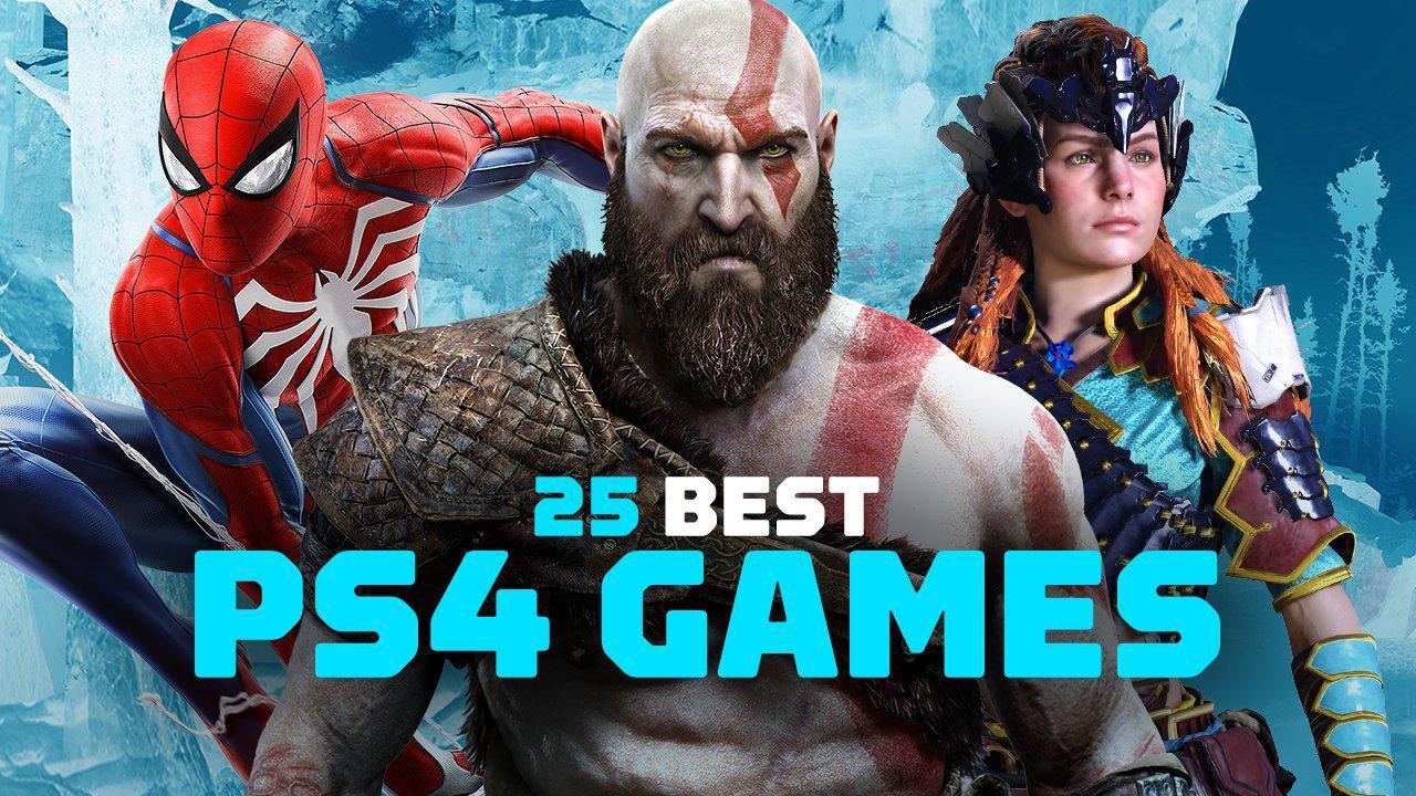 IGN评选PS4上最佳的25款游戏