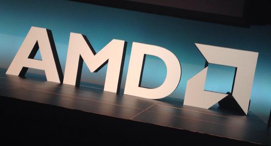 AMD季度业绩不及预期:股价下跌22%四年中最惨(图)