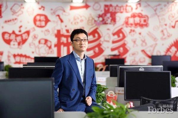 从谷歌员工到中国富豪榜第12位,他用了11年