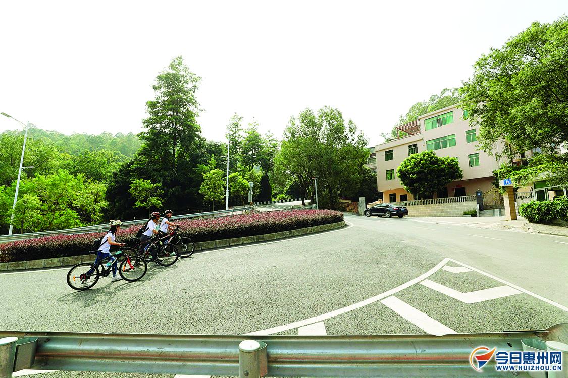 惠州红花湖景区将设西出入口 东入口拟改造人车分流