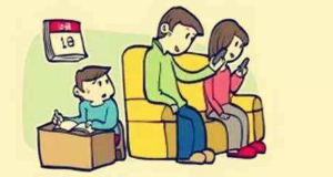 网络只是父母教育缺位的替罪羊