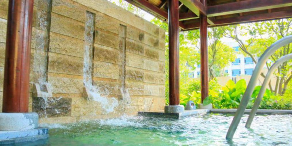 丰顺人居新范本 | 珠光·新城御景观景别墅 慢享温泉生活