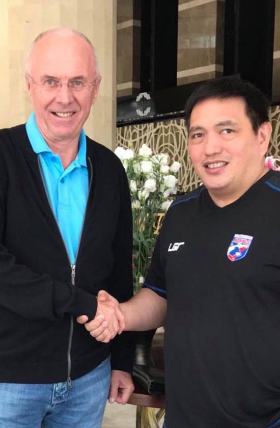 埃里克森与菲律宾国足签半年短约 亚洲杯将战里皮
