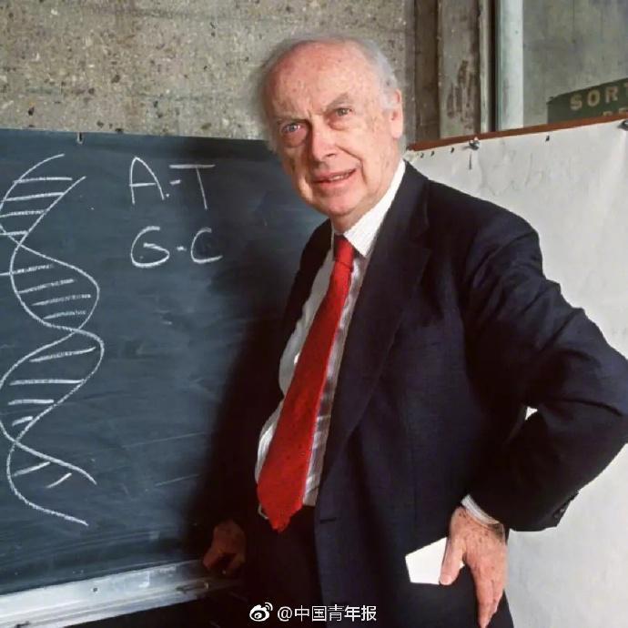 20世纪最重要生物学家沃森遇车祸 滑入6米深沟