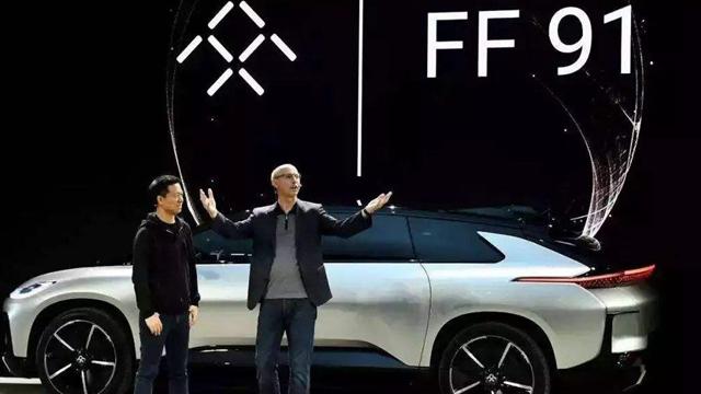 FF重获5亿美元融资权 恒大固守大股东之位