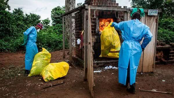 美禁止医护赴刚果埃博拉疫区 当地组织:他们没来过