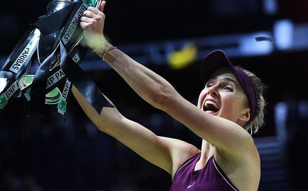 斯维托丽娜夺最重要1冠
