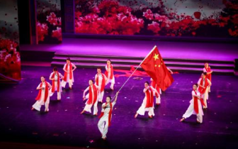 应城:《红色记忆》亮相第三届湖北艺术节