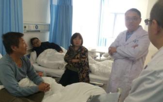 中大医院肾内科刘宏教授莅临四院举办讲座暨义诊