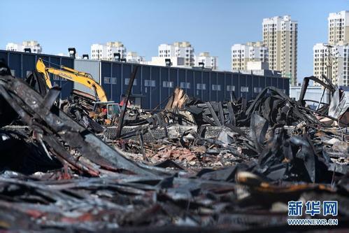 天津润滑油仓库火灾已扑灭:无人伤亡 责任人被控制