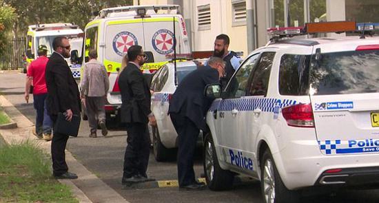 澳14岁男孩用针头扎伤8名同学 被控五项袭击罪