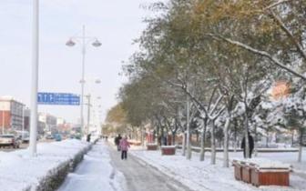 冷空气继续影响中东部地区 内蒙古局地将有暴雪