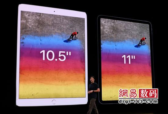 全面屏iPad Pro发布:配A12X/Face ID/6499元起
