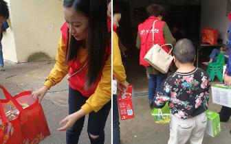 稚嫩花儿 共同呵护——百年人寿福清支公司走进儿童福